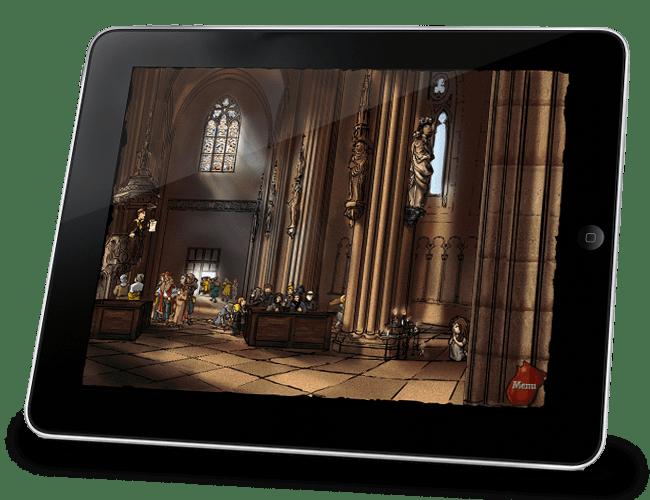 Stadt im Mittelalter Screen